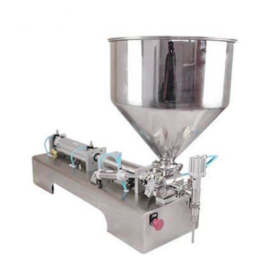 Picture of Single head  paste piston filler for hand sanitizer , shampoo and cream