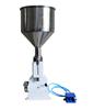 Picture of Vertical Type Pneumatic Bottle Filler 5-50ml for Liquid, Cream, Oil