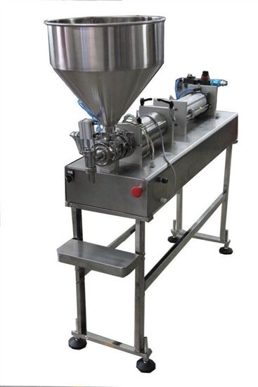 Picture of Stand type cosmetic filling machine