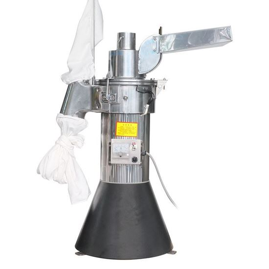 Picture of DF-35 Automatic continuous Hammer Mill Herb Grinder,pulverizer , hammer grinder