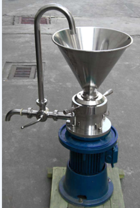 Picture of JML-80 Vertical peanut butter Sesame soybean colloid mill grinder machine