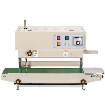 Picture of Plastic Film Sealing Machine +Vertical Sealing