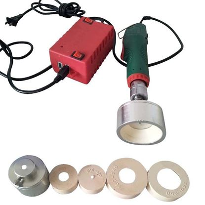 Picture of Electric manual handheld bottle capping machine bottle capper sealing