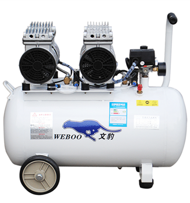 Picture of Oil Free Quiet  Steel Tank Air Compressor 1.5kw