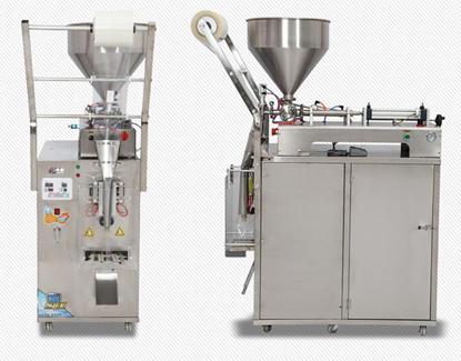 Picture of Automatic Liquid/Cream filling machine Sealer Packing Machine suit for honey,cream