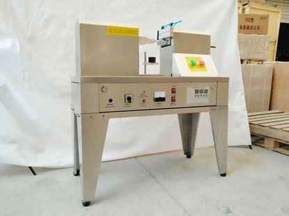 Picture of Ultrasonic Plastic Tube Sealing Machine with Cutting Printing function