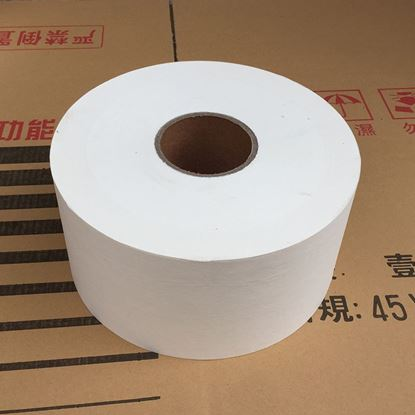 Picture of filter paper, non-woven fabrics