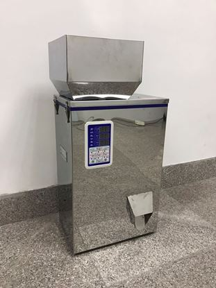 Picture of granule weighing machine 10-500g
